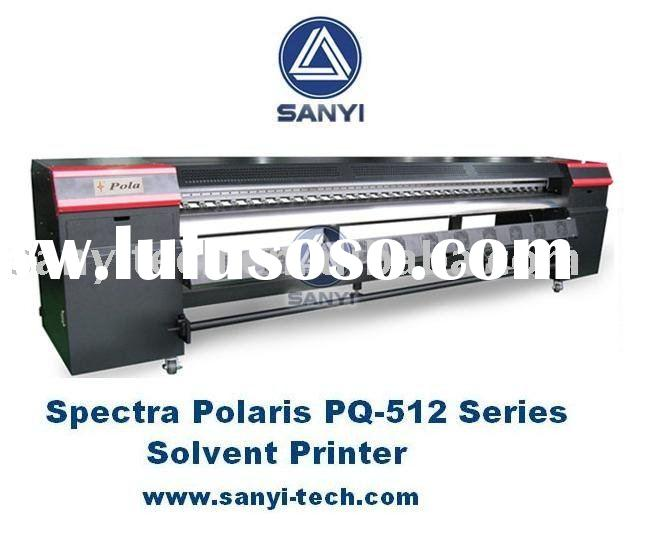 Spectra Polaris 512, Solvent Printing Machine