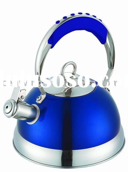Stainless steel Whistling kettle with NEW DESIGN WK-S01A
