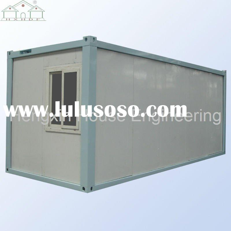 Standard Container House Pefabricated Home with Flat Package