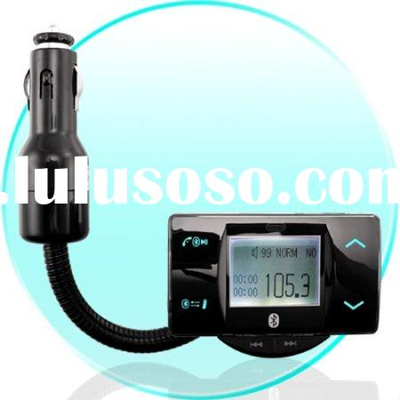 Steering Wheel Bluetooth Car Kit with A2DP function