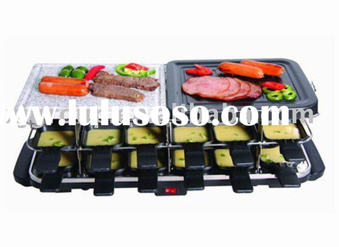 stone raclette grill for sale price china manufacturer supplier 701157. Black Bedroom Furniture Sets. Home Design Ideas