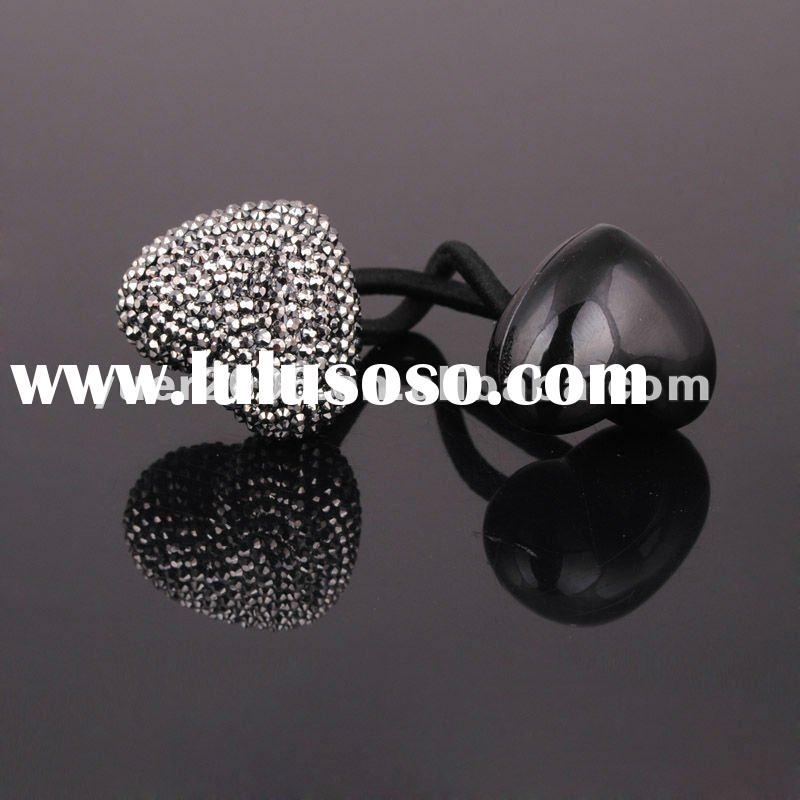 The best quality crystal stone rubber band