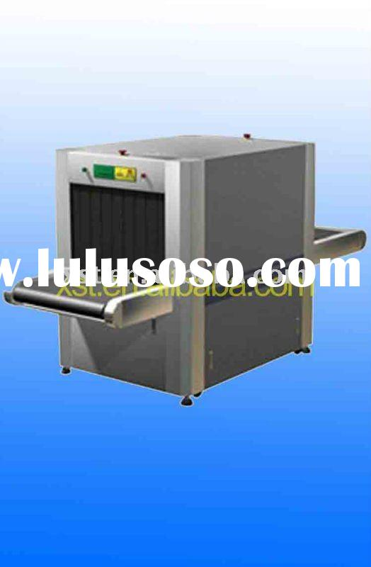 Through type security x-ray baggage scanner equipment (XST-SF6550)