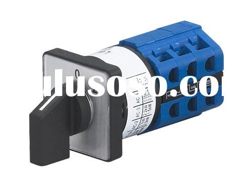 Universal Rotary Switch Change Over Switch Cam Switch  For Sale