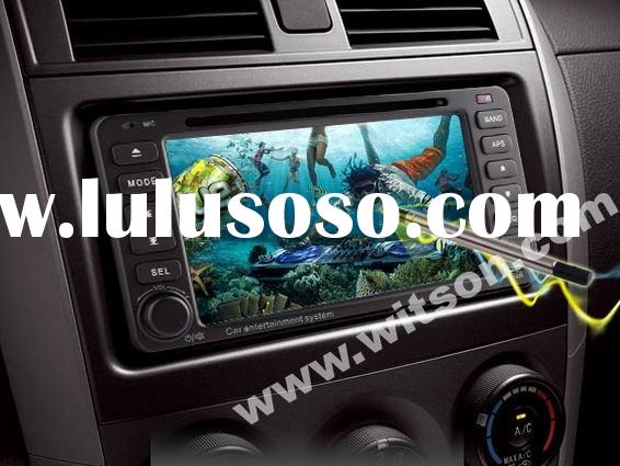 WITSON TOYOTA VIOS/HILUX Car DVD Player with GPS and bluetooth