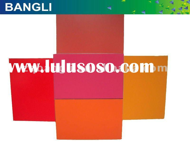alucobond cladding acp sheet exterior wall panel for decoration