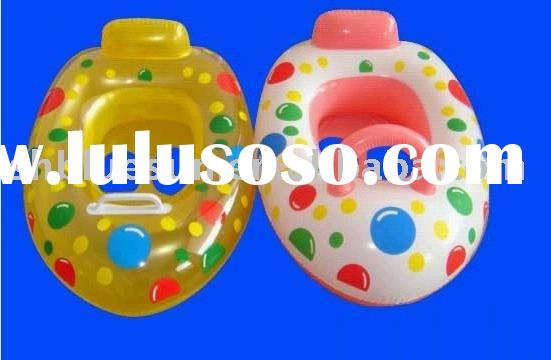 baby pool seat (inflatable baby boat ,pvc baby boat )
