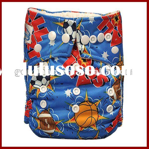 babyland baby cloth diaper/nappy washable new print
