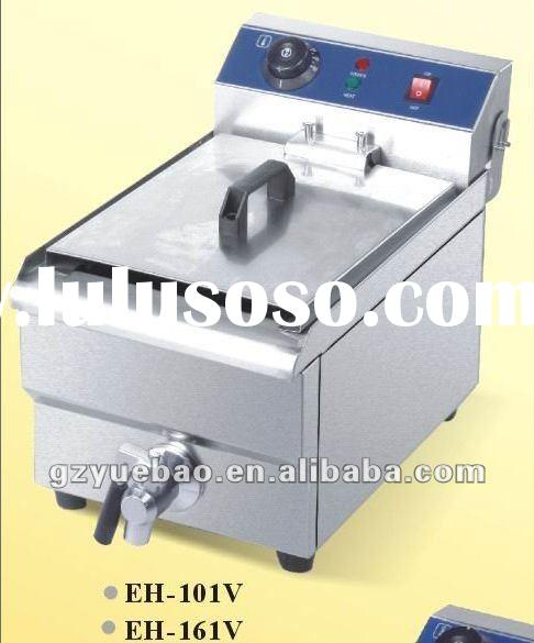 electric fish and chips fryers