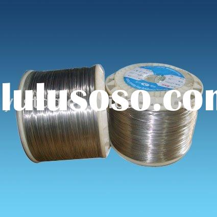electric resistance alloy wire