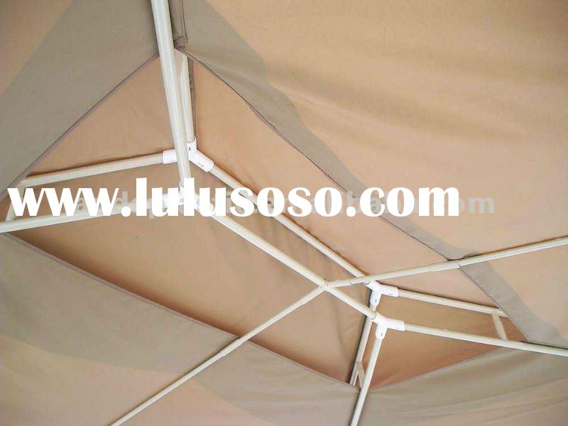 folding tent plastic parts/components/accessories