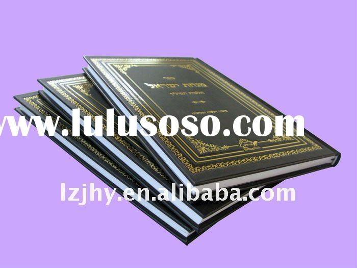 gold stamp book printing services