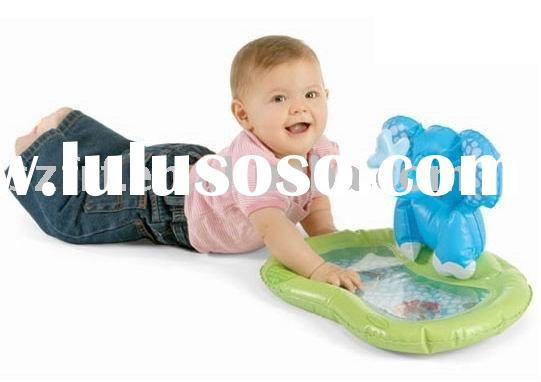 inflatable Water Pat Mat Elephant,inflatable baby water pat mat,inflatable Water play Mat,inflate ba