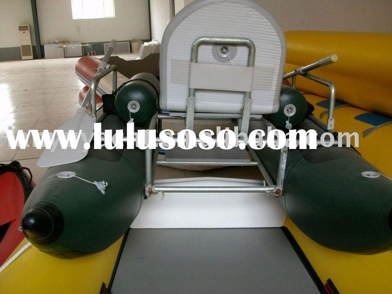inflatable fishing boat/ pleasure boat with CE approval