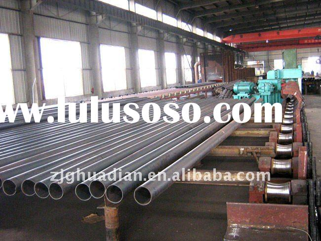 mild steel mechanical properties cold drawn carbon seamless steel tubes
