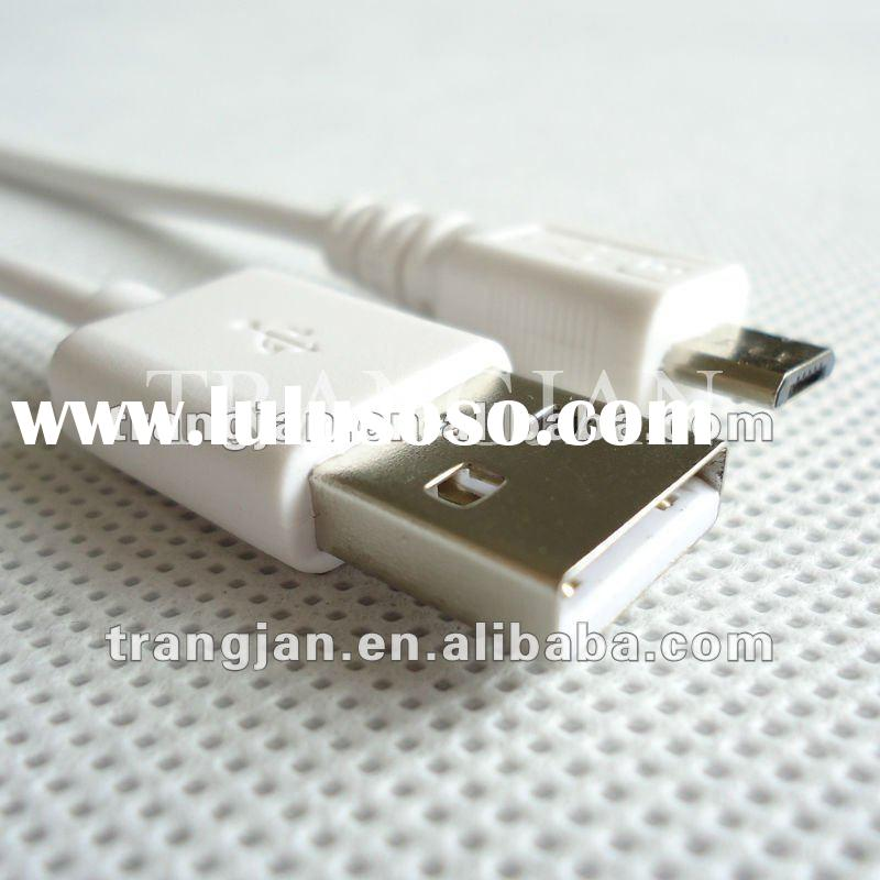 mobile phone micro usb charger cable