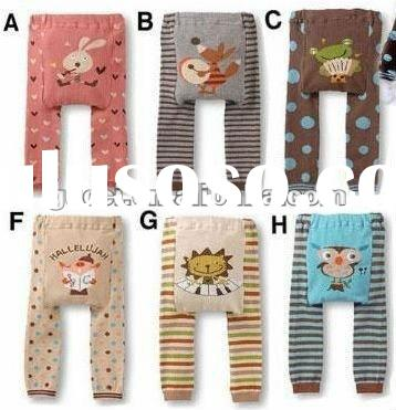 new design leg warmers PP pants for baby & toddler