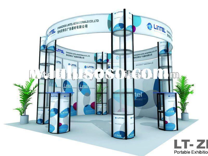portable trade show exhibition booth