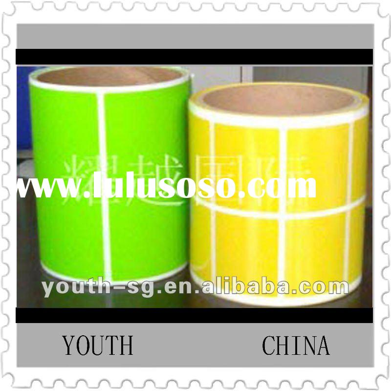 roll adhesive sticker labels