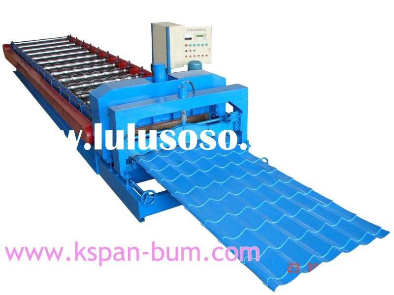 roll forming machine/cheap price for floor decking