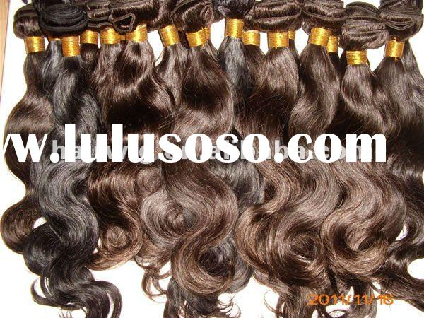 super quality brazilian hair weave of body wave