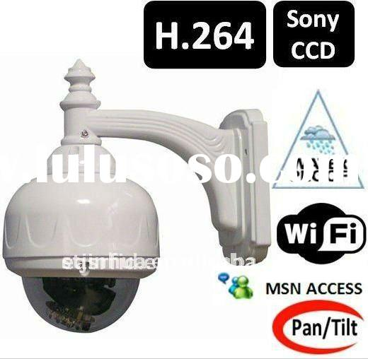 traffic security alarm network WiFi IP camera