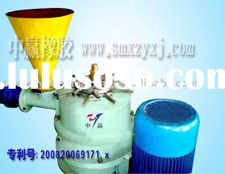 used tire recycling equipment