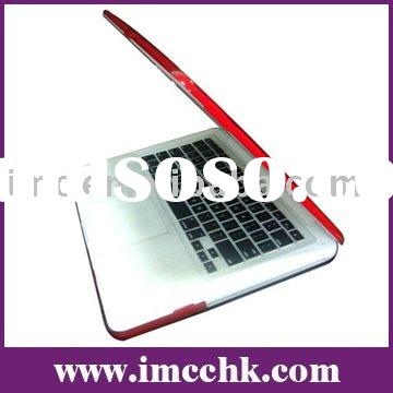 white crystal case for Macbook 13.3'' (IMC-MB001)