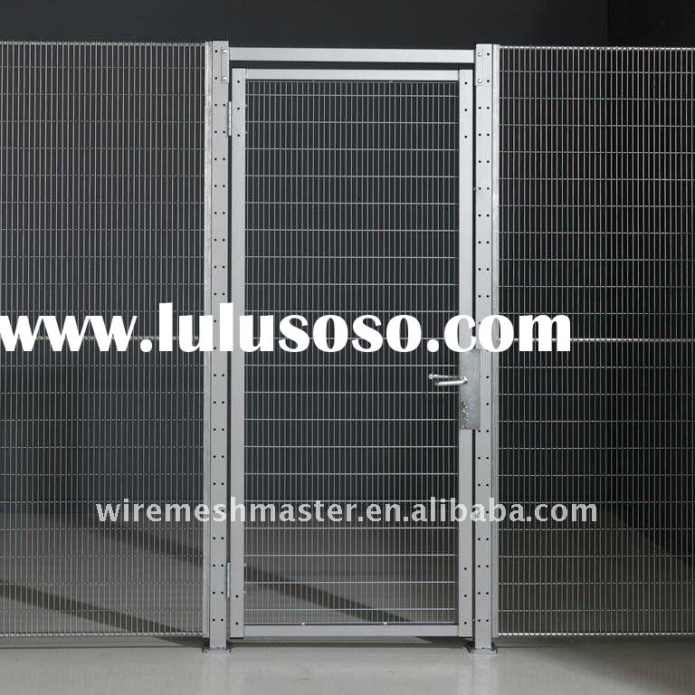 Wire mesh gate for sale price china manufacturer