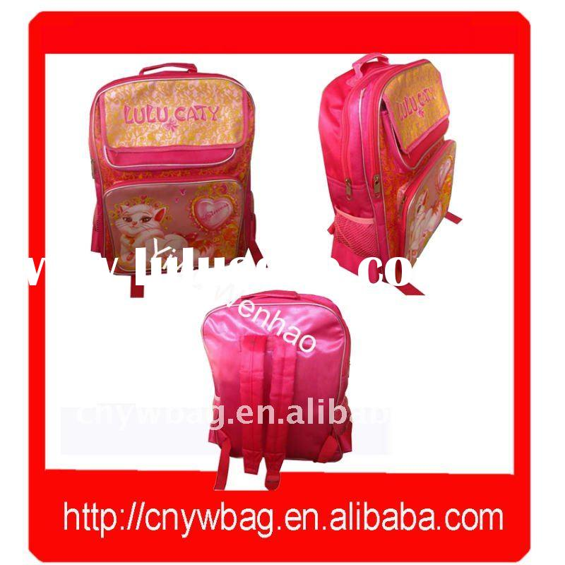 yiwu school bags kids school backpacks book bags manufacturer