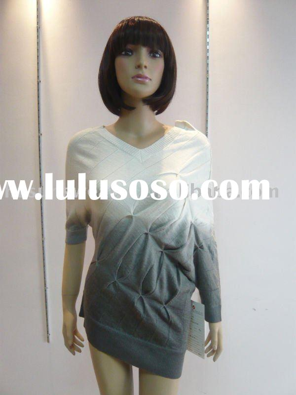 2011 young ladies fashion pullover