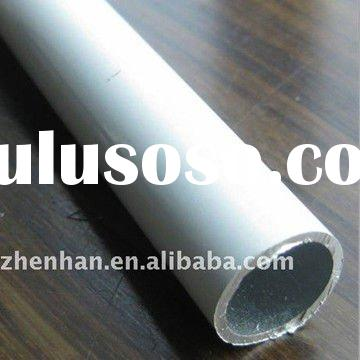 Aluminum curtain rod for double roller blind or zebra blind lower pole-curtain components,curtain ra