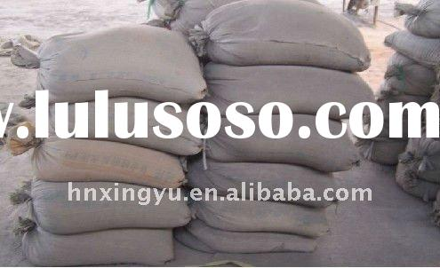 China professional supplier monolithic castable widely used in induction furnace