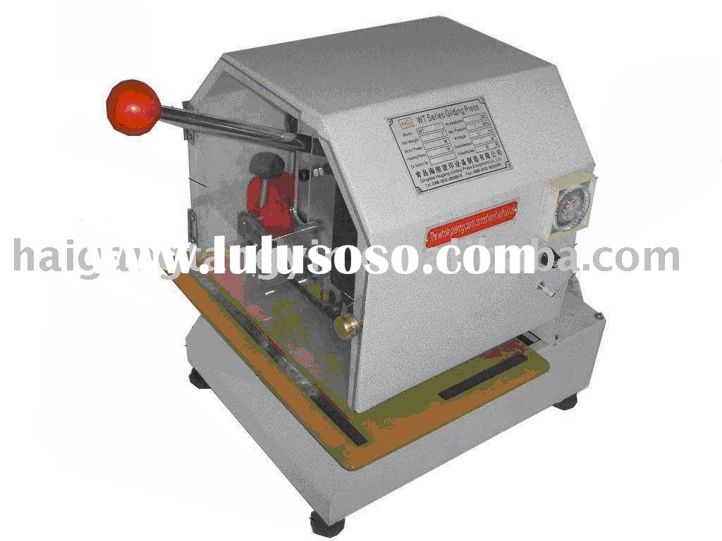 Manual Hologram Lables Hot stamping Machine