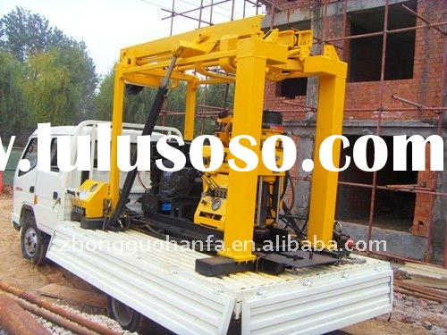 Special recommended ,most economic , Truck mounted water well drilling rig , HFT200