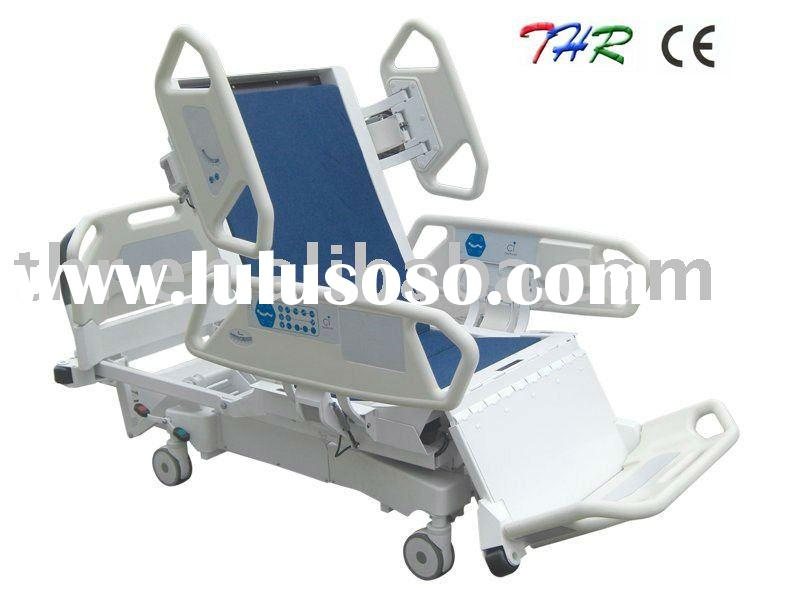 THR-FLE800 8-function electric hospital bed