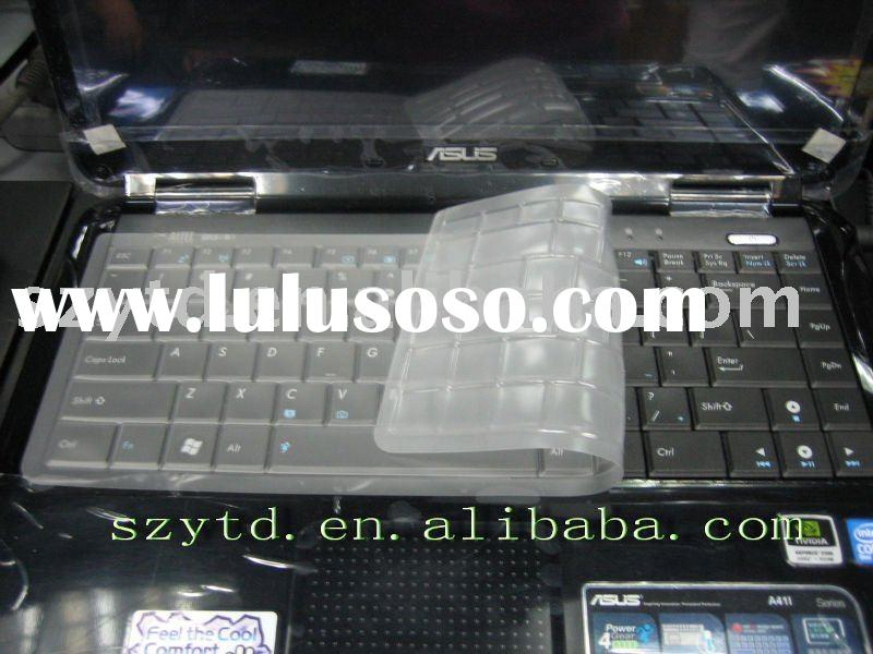 TPU laptop keyboard cover for samsung R467/468/470