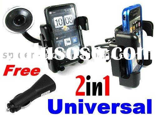 Universal Car Holder for mobile phones