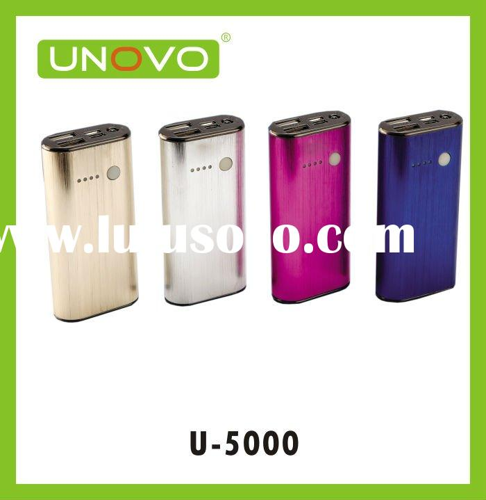 Universal solar power bank for laptop