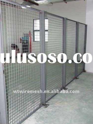 Welded Wire Mesh Fence Panels In 12 Gauge(Manufactory)