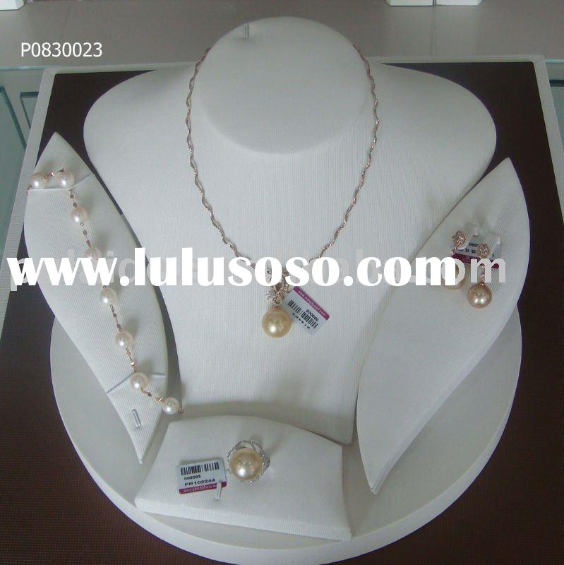 fancy freshwater pearl necklace sets, pearl lewelry