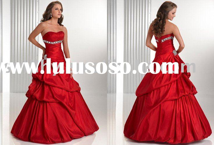 sell classic and stunning top-quality ball gown evening dress TY7604
