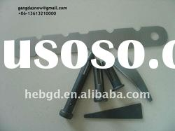steel 8'' nominal wall tie of building material