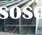 steel H beam standard sizes