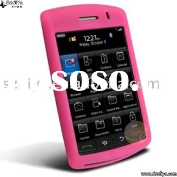 2011 Best price SIlicone case for BlackBerry