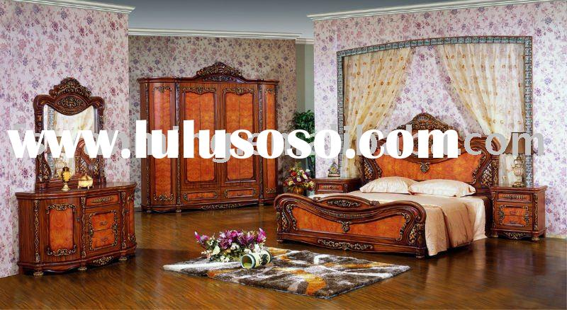 2011 Design Classical Bedroom Furniture&Spanish Bed&Middle East Bed&European Bed Furnitu