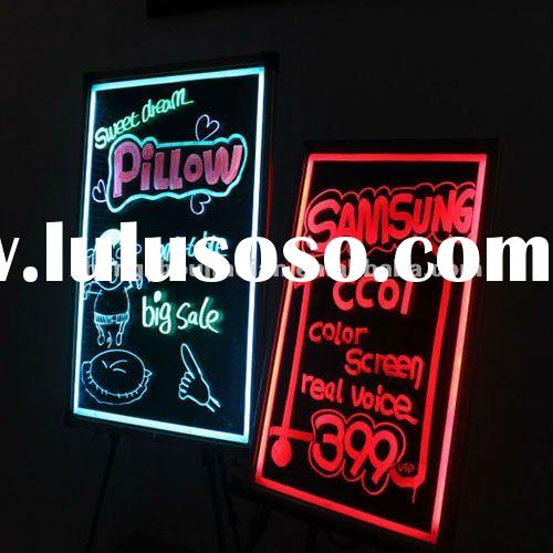 2011 best selling products blackboard led