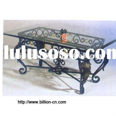 2012 china manufacture galvanized powder coated metal table
