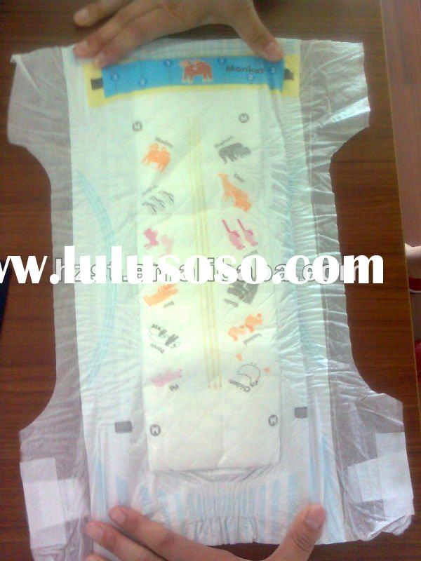 2012 disposable cloth diapers baby