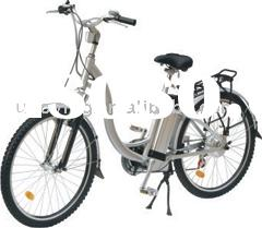 26 inch lithium battery electric bicycle
